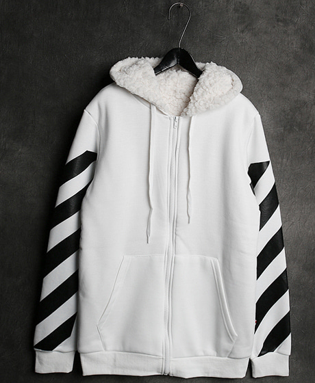 JK-9686OW HOODIE ZIP_UP JACKETOW 후드 집업 자켓Color : 3 colorMaterial : wool/cotton