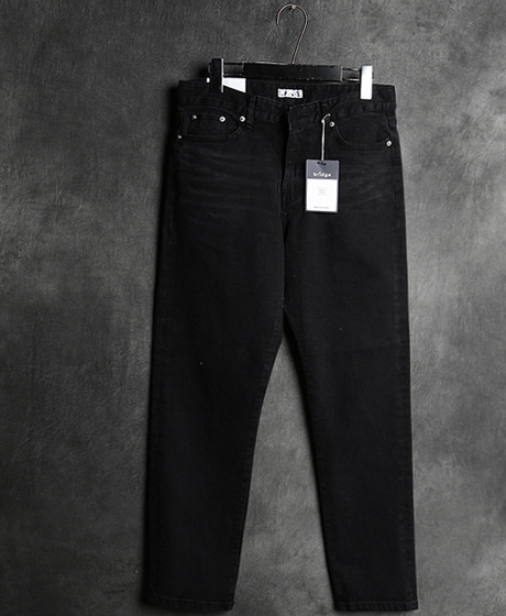 P-8386BLACK DENIM PANTS블랙 데님 팬츠Color : 1 colorMaterial : denim