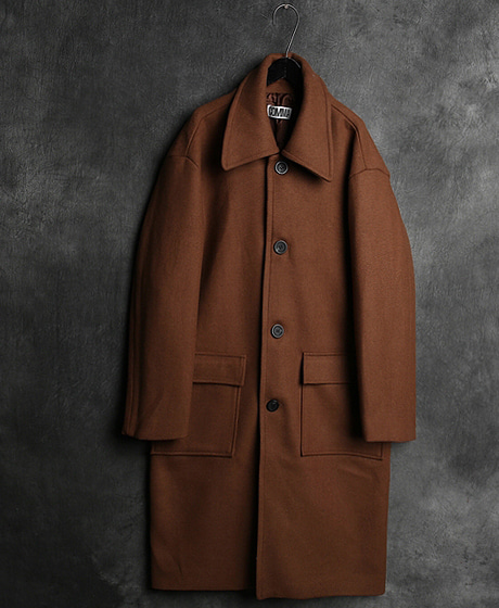 JK-10166WOOL SINGLE LONG COAT울 싱글 롱 코트Color : 2 colorMaterial : wool