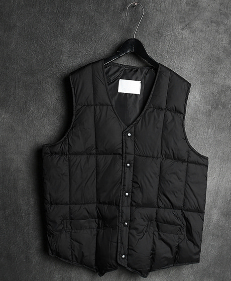 JK-10161VEST PADDING조끼 패딩Color : 2 colorMaterial : nylon/poly